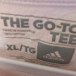 adidas Shirts - Adidas Shirt Lot of 2 Money & Adidas Logo Size XL